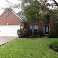 Rental info for For Rent By Owner In Sugar Land in the Houston area