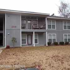 Rental info for 1849-3 SARDONYX in the Fayetteville area