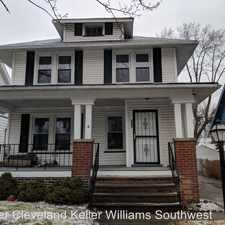 Rental info for 936 Selwyn Road in the East Cleveland area