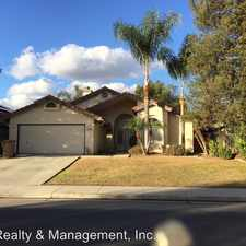 Rental info for 8820 Fox Creek Ct. in the Bakersfield area