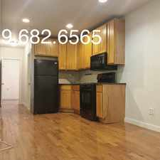 Rental info for 371 South 4th Street #01R in the New York area