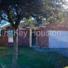 Rental info for 13350 Pine Tree Forest Trail in the Houston area