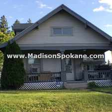 Rental info for NORTHWEST SPOKANE, CHARMING 3 BEDROOM, 1 BATH HOME!! in the Spokane area
