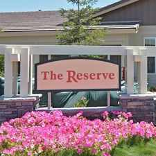 Rental info for The Reserve