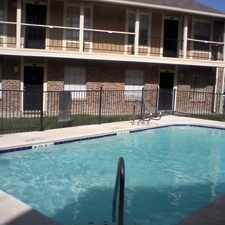 Rental info for Woodbury Place Apartments in the Corpus Christi area