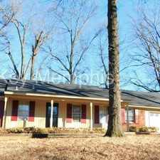 Rental info for 3102 Kenneth Street Memphis TN 38128 in the Raleigh-Ridge Park area