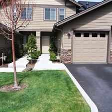 Rental info for 1880 Monterey Pines in the Bend area