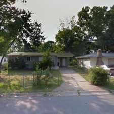 Rental info for 8616 Winston Drive in the Little Rock area