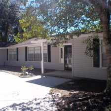 Rental info for Tricon American Homes in the Jacksonville area