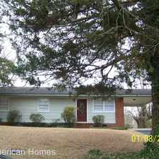 Rental info for 6037 FARMINGTON ROAD in the Fayetteville area