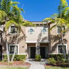 Rental info for 22821 SW 88 PL #13