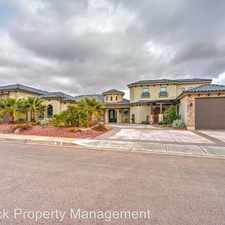 Rental info for 359 S Eastridge Dr. in the St. George area