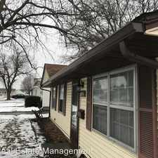 Rental info for 1168 45th Avenue in the East Moline area