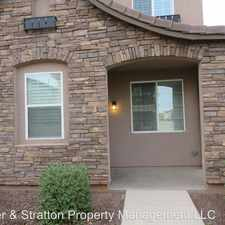 Rental info for 3950 E. Leslie Dr. in the Gilbert area