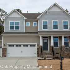Rental info for 176 Victorian Oaks Dr in the Durham area