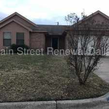 Rental info for 6427 Woodstream Trail in the Fort Worth area