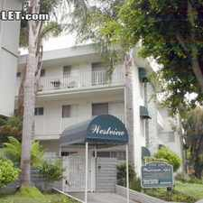 Rental info for One Bedroom In South Bay in the Los Angeles area