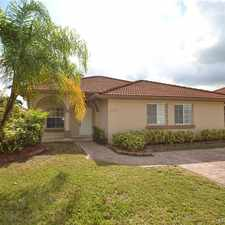 Rental info for 16032 SW 102nd Ln in the The Hammocks area