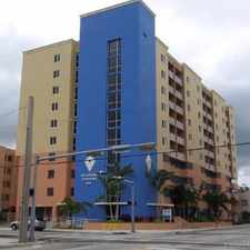 Rental info for 218 Northwest 12th Avenue #609 in the Golden Glades area