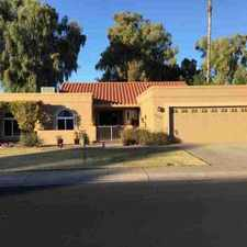 Rental info for 1114 Leisure World Mesa Three BR, Welcome to your new home in the Mesa area