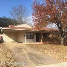 Rental info for 3205 Bistineau in the Bossier City area