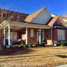 Rental info for 1501 W Morning Dove Circle