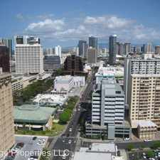 Rental info for 1655 Makaloa Street #1610 - Kapiolani Manor in the Honolulu area