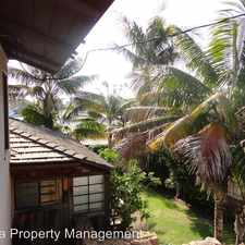 Rental info for 854 Island Ct in the Mission Beach area