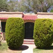 Rental info for 1605 Gold Street Se in the Albuquerque area
