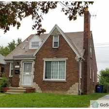 Rental info for Newly Renovated 3 bed and 1 bath for $1000/Month in the Detroit area