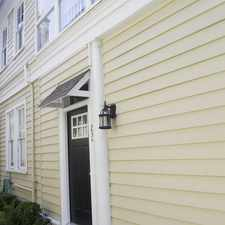 Rental info for 123 Wentworth Street in the Charleston area