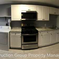 Rental info for 3802 W Bay Ave 2nd Floor in the Curtis Bay area