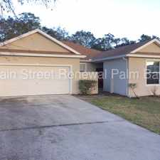 Rental info for Charming 3/2 Courtyard Entry in Eustis FL in the Eustis area