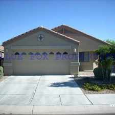 Rental info for 7174 E. Cherrywood Street in the Tucson area