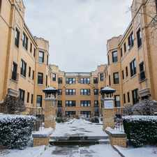 Rental info for 2317 North Rockwell Street #A2 in the Chicago area