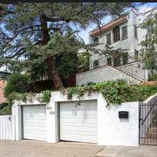 Rental info for Elevado St in the Greater Echo Park Elysian area