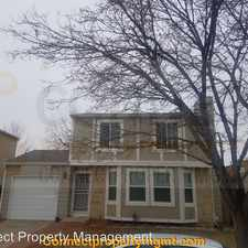 Rental info for 17594 E. Temple Drive in the Denver area