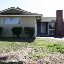 Rental info for 10236 Horley Ave in the Downey area