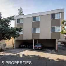 Rental info for 213-215 S. 12th Street in the San Jose area
