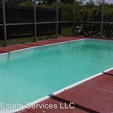 Rental info for 1636 Springdale Dr. in the Holiday area