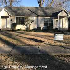 Rental info for 824 Watkins in the Conway area