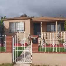 Rental info for 3978 Marine View Ave in the San Diego area