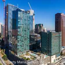 Rental info for 889 Francisco St, Los Angeles, #2002 in the Los Angeles area