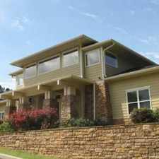 Rental info for Regency Park in the Atlanta area