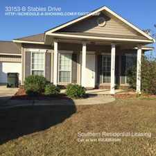 Rental info for 33153-B Stables Drive