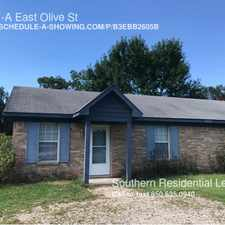 Rental info for 25121-A East Olive St