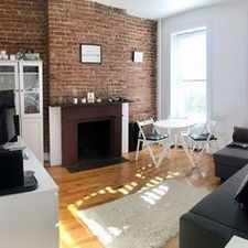Rental info for Horatio St & Hudson St in the New York area