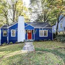 Rental info for Stunning Fully Renovated and Fully Furnished EAV Bungalow close to EVERYTHING. in the East Atlanta area