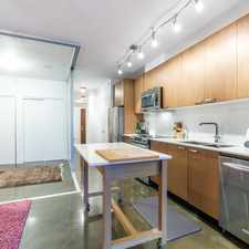 Rental info for 221 Union Street #219 in the Strathcona area