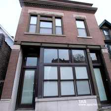 Rental info for 1645 W Irving Park #1R in the Chicago area